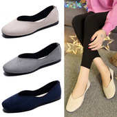 2019大码女鞋 Ladies summer flat shoes women flats туфли