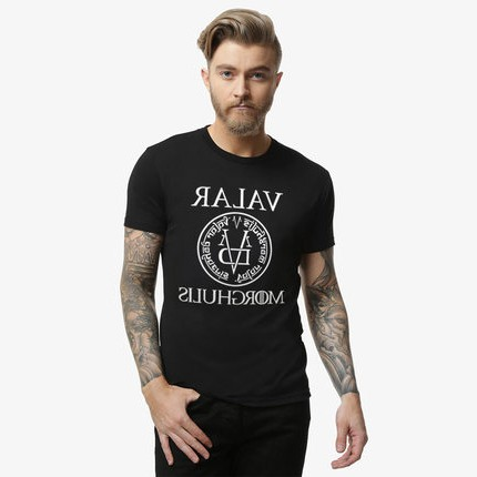 Japan buys CQ American drama power game nearby everybody all has one dead faceless Jia Kun half sleeve body female short sleeve