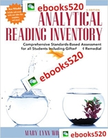 Analytical Reading Inventory: Comprehensive Standards-Based