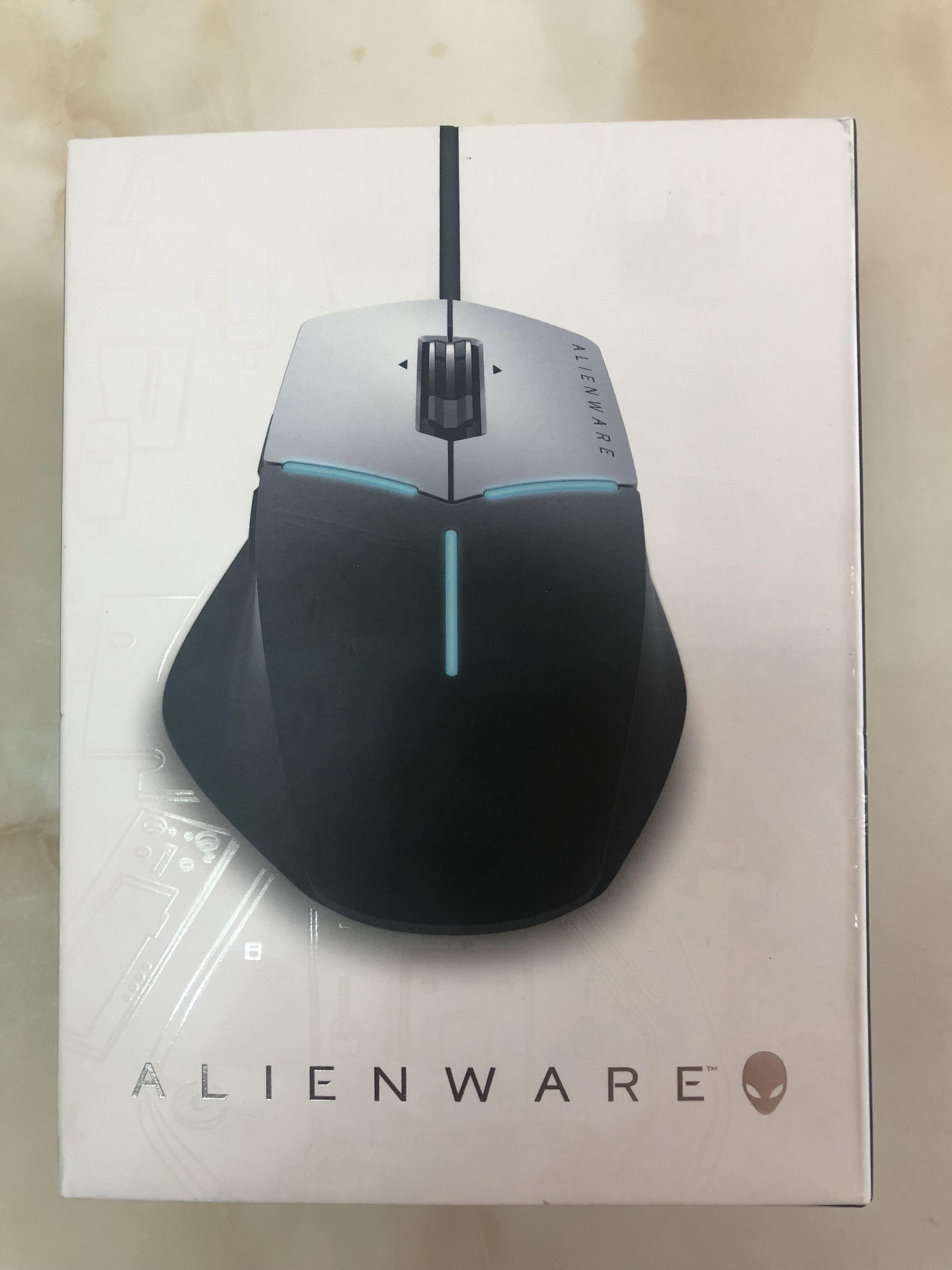 Alienware外星人鼠标/键盘AW558 AW958 AW568 AW768全新美行现货