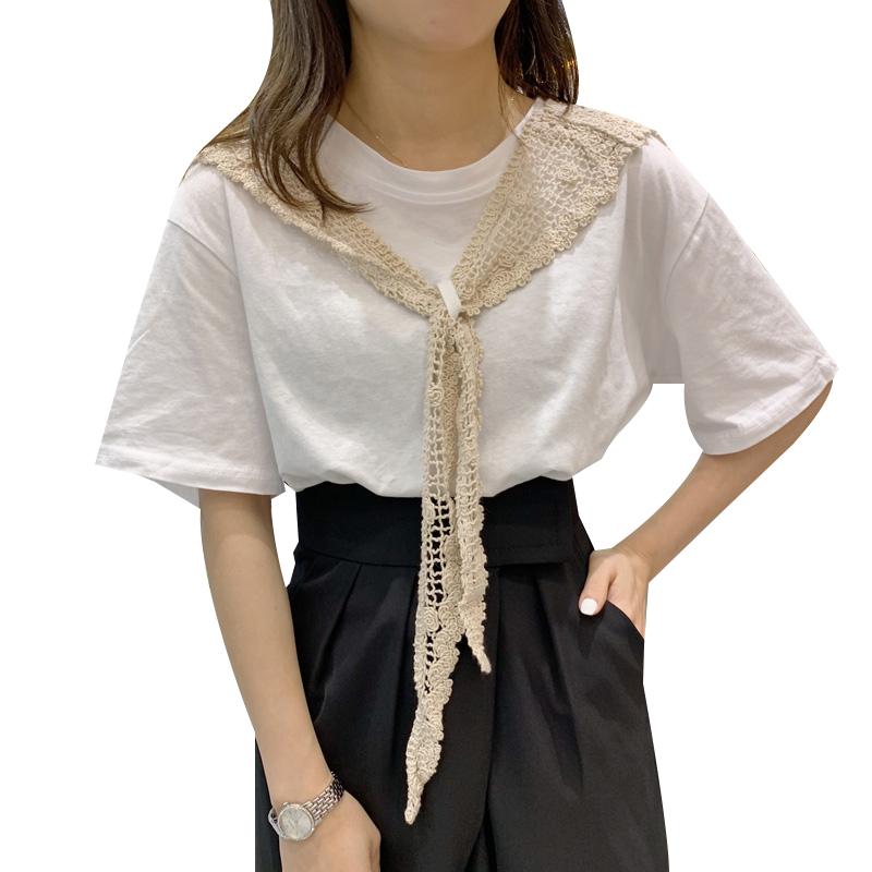 纯棉短袖女2020新款韩版ins潮t恤质量怎么样