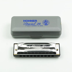 hohner sp20 / special20十孔口琴