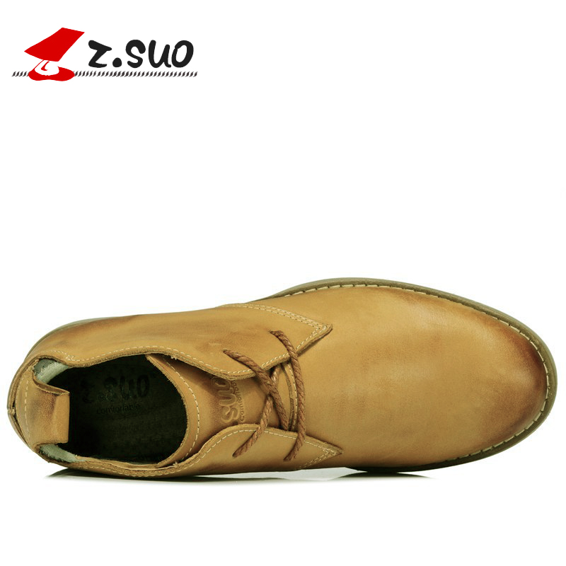 Mens shoes, work clothes, leather boots, mens British Martin boots, mens cowboy boots, short boots, fashion military shoes, mens shoes