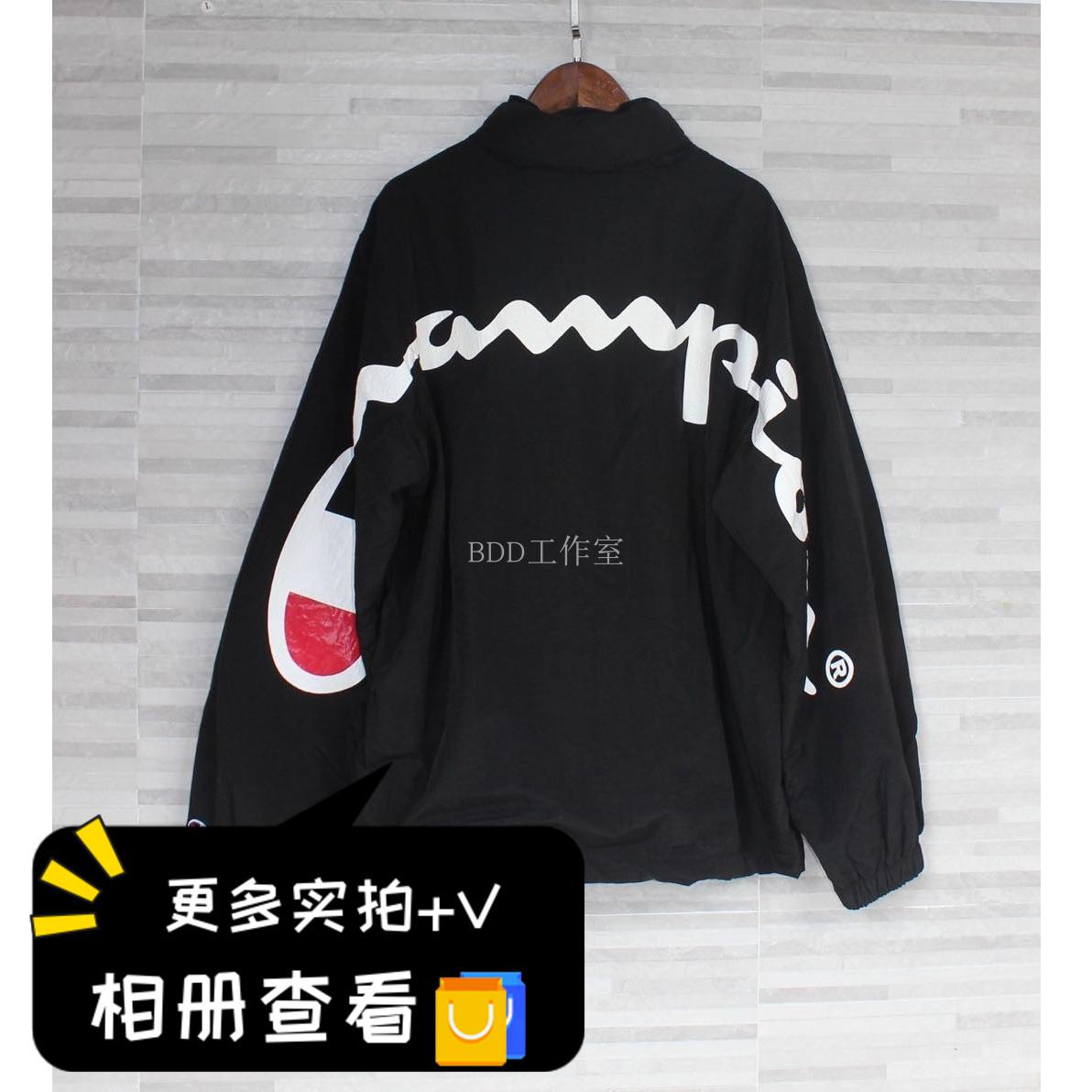 Fanliangfeng co branded 2018 autumn jacket casual assault coat windbreaker back logo coat
