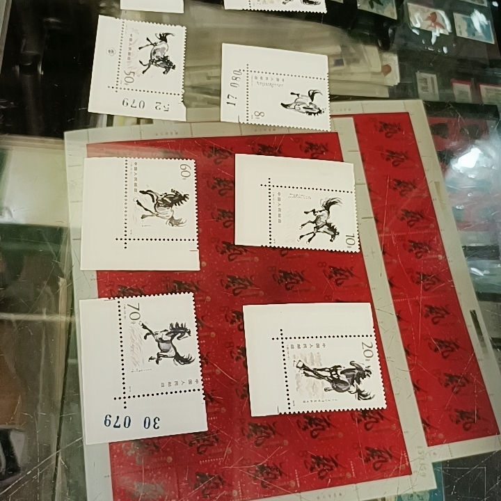 We specialize in high-quality and rare stamps, with a right angle edge of 480