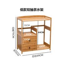 餐边柜现代简约碗柜家用厨房经济型橱柜简易客厅柜子储物柜多功能