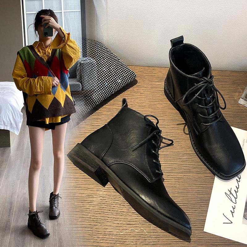 洪梓嘻哈踝靴