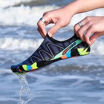 2020新款溯溪涉水鞋男士沙灘漂流速干透氣防滑涼鞋戶外休閑游泳鞋