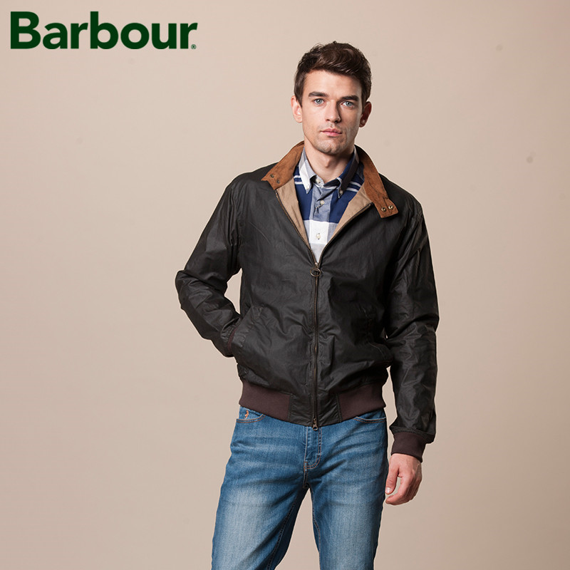 BARBOUR男士涂蜡外套 Barbour Lightweight Royston BS18WJ534