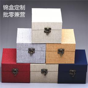 包装盒古董玉器盒礼品盒收藏定制