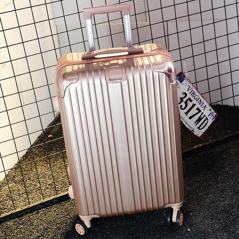 行李箱男士拉杆箱旅行箱密码皮箱子万向轮青年个性潮24寸26寸28寸