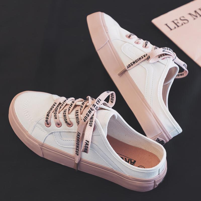 2021夏季新款透气潮鞋韩版帆布鞋好用吗