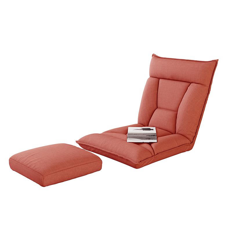 懒人沙发单人床上靠背椅子卧室座椅评价如何