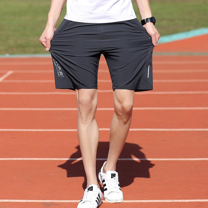 2020大码夏季速干沙滩裤休闲5分短裤跨境薄爆款四面弹运动速乾裤