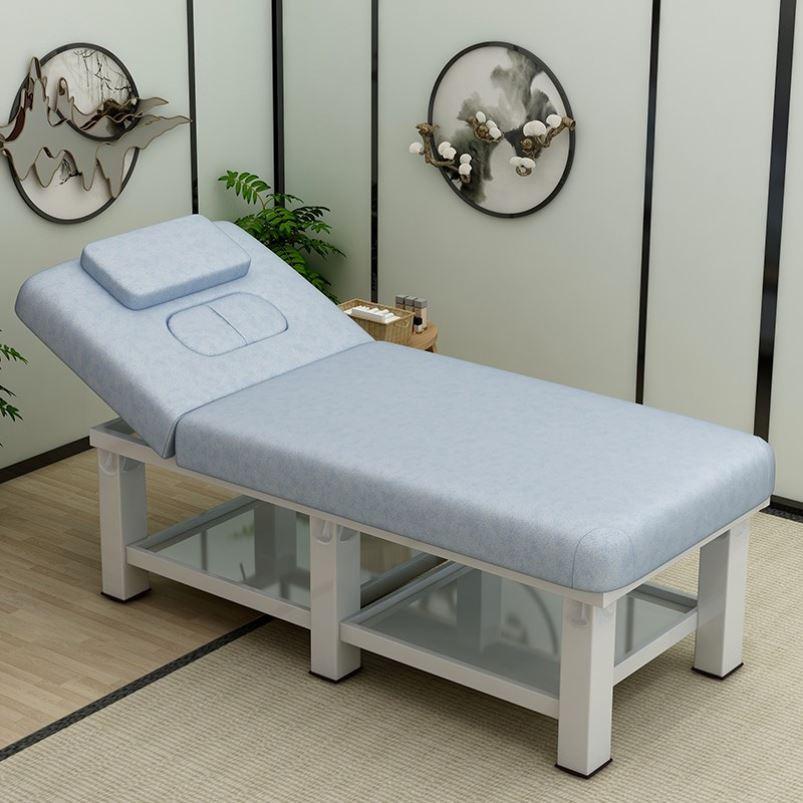 折叠床原始点刮痧美容院便捷方便按摩床美体家用可移动中医便携式