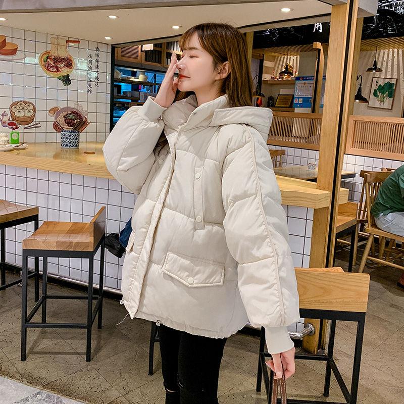 羽绒棉服2020新款棉衣韩版宽松学生