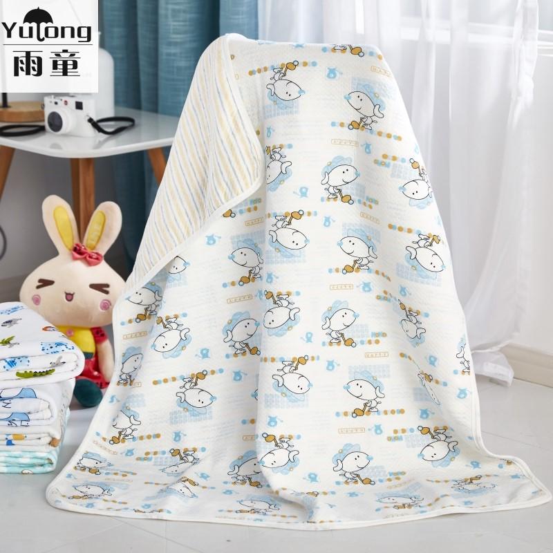 婴儿浴巾纯棉针织薄毯子婴儿毛毯新生儿宝宝盖毯小被子儿童空调被