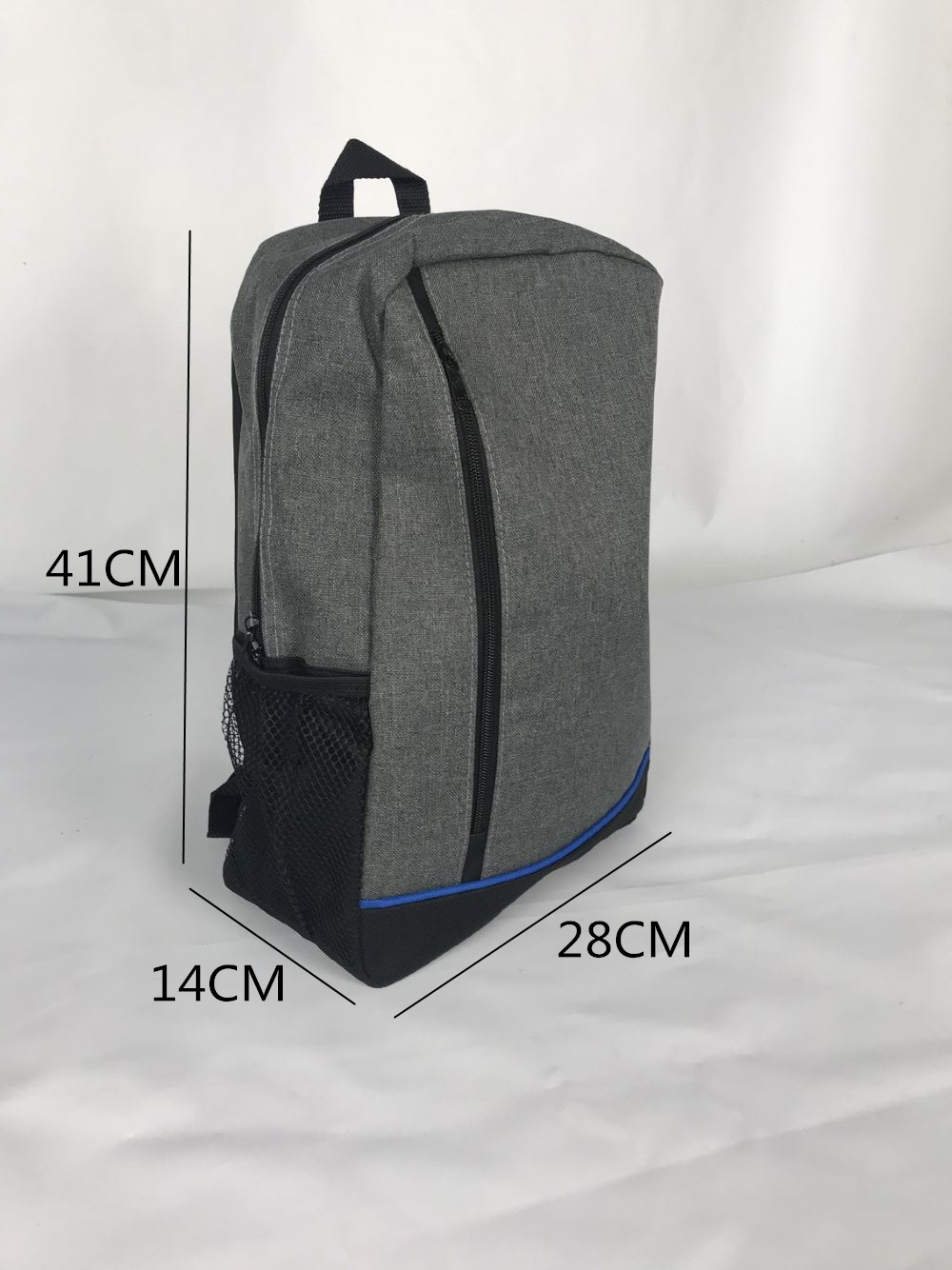 Simple, fashionable, backpack, backpack, travel, leisure, Oxford large capacity, trend, travel and travel package