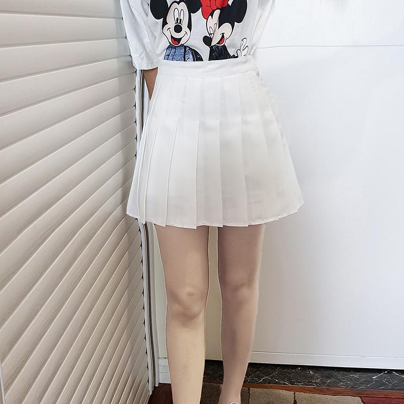 C313-Q01/P30女士百褶裙制服装百搭短裙夏装女生职业装裙子