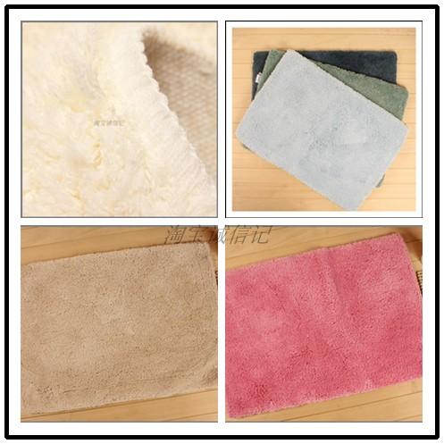 内野速干至软加厚浴垫地垫浴室防滑垫方垫GALLERY抗菌防臭ACTUS