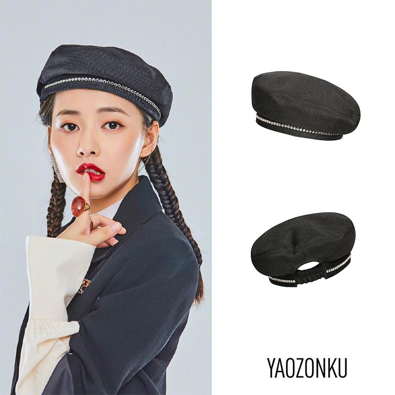 yaozonku官方姚宗谷原创设计贝雷帽