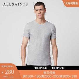 ALLSAINTS男士Phoenix短袖T恤夏季新品简约休闲上衣MD049S图片