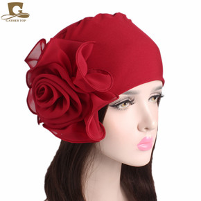 2019 elastic turban cap women hat muslim hijab dress шарф крышка, цена 221 руб
