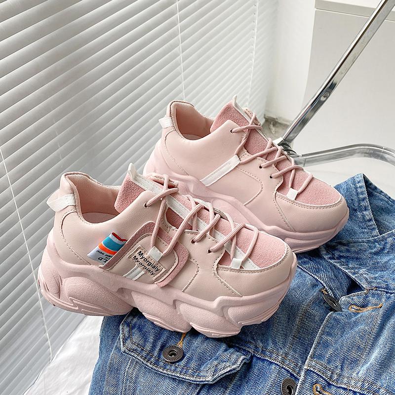 2021年春季新款显脚小老爹运动鞋评测好不好