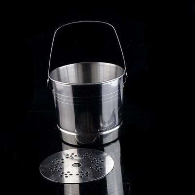 特价不锈钢提手小冰桶 冰粒桶 冰块桶小桶 KTV酒吧会所专用包邮