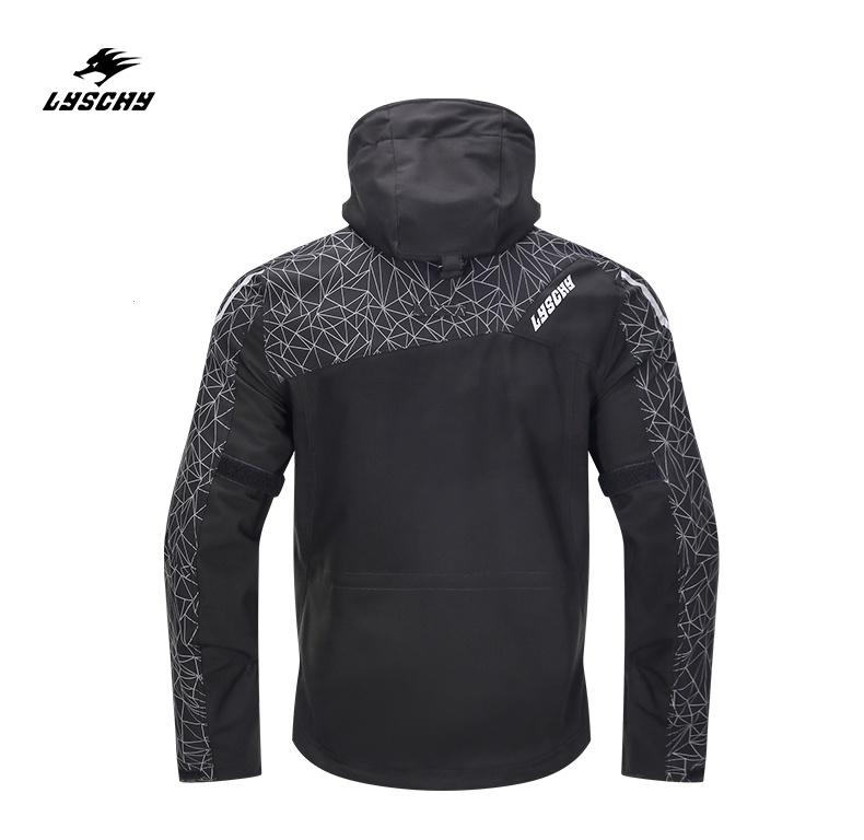 Genuine lychy thunder Wing motorcycle riding suit leisure spring and summer locomotive suit four seasons waterproof windproof Jacket Top