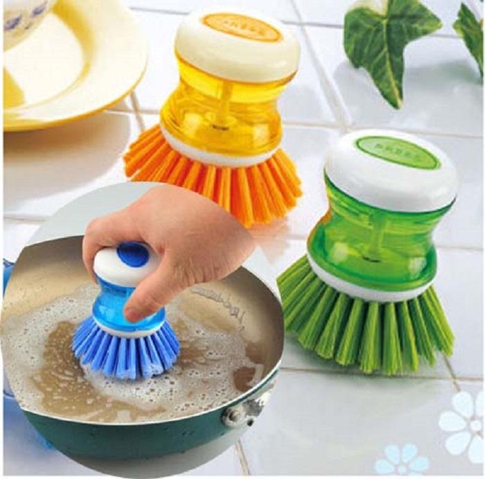 振兴 SA7735 优质刷锅器 压液洗锅刷 清洁洗锅刷 除油刷