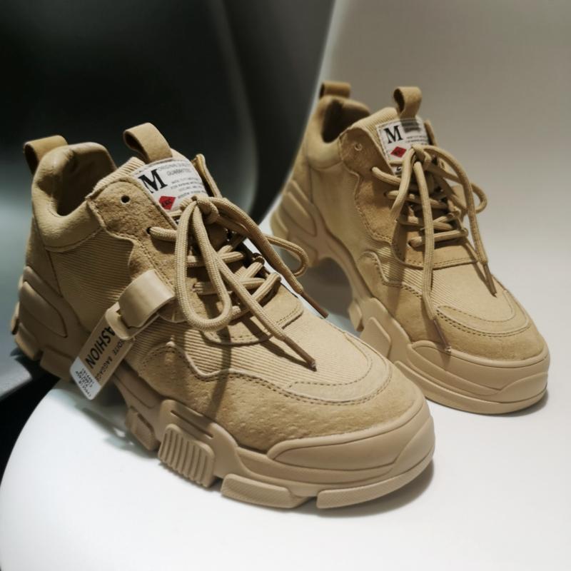 11月18日最新优惠ins新款潮流网红同款老爹女运动鞋