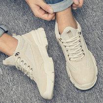 女鞋百搭学生透气平底鞋潮鞋子男超火ins秋季新款小白鞋运动鞋