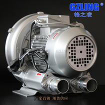 Gzling Gezilin high pressure fan Whirlpool air pump 2RB 430H06 0.7KW blower Industry