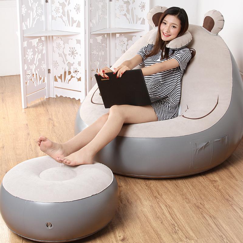 热销0件手慢无小户型休闲单人沙发椅简约椅床坐椅