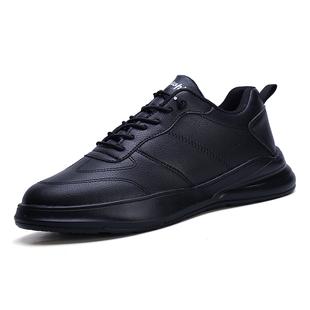 回力男鞋黑色板鞋软底运动板鞋韩版潮流百搭小白鞋网面透气学生鞋
