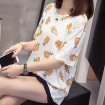 九月陌墨网红素木原创衣品乐正品牌子艾安琪大码女装2019新款胖mm