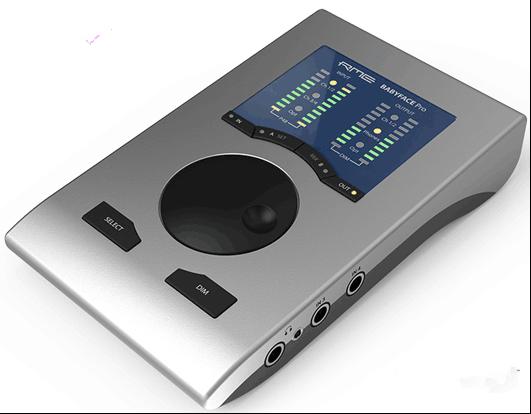rme babyface pro usb专业录音声卡