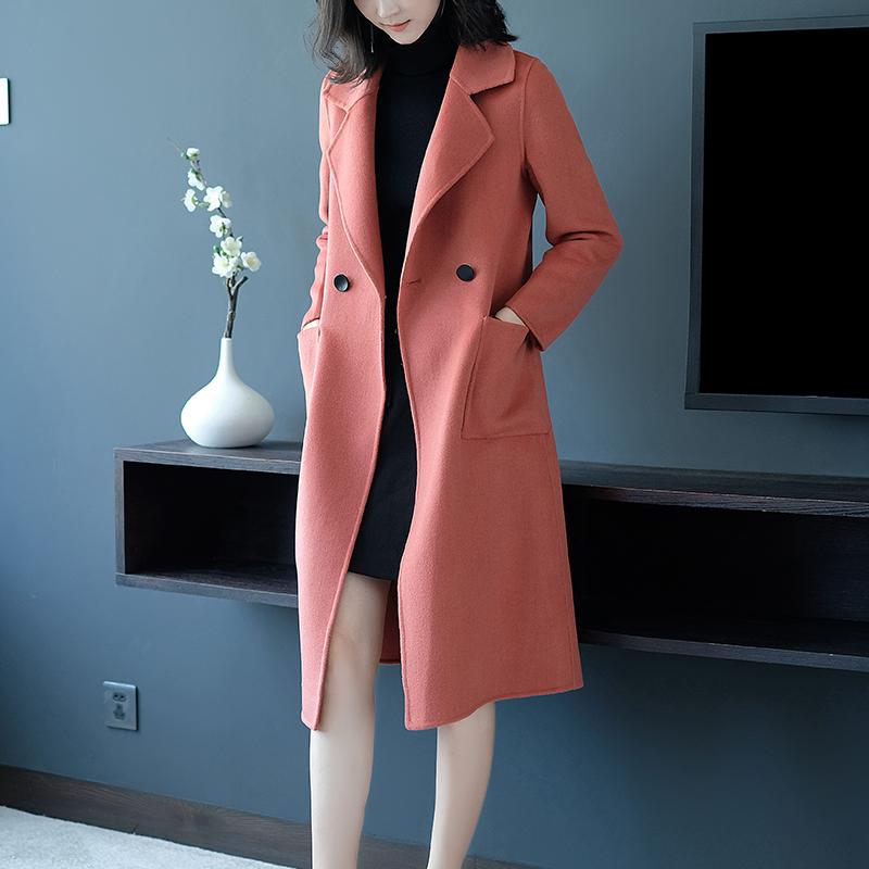 双面羊绒大衣女高端有过的说下怎么样