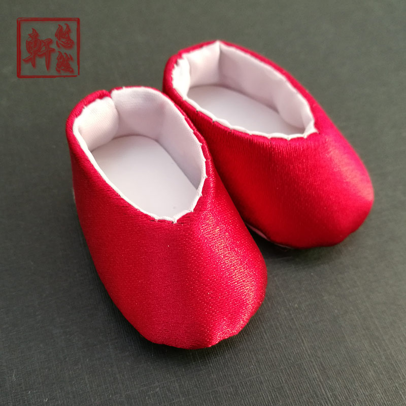Youran Xuan BJD ancient Shoes 4 points 6 points BB suitable for brocade Chinese clothing shoes 4 points 6 points shoes available