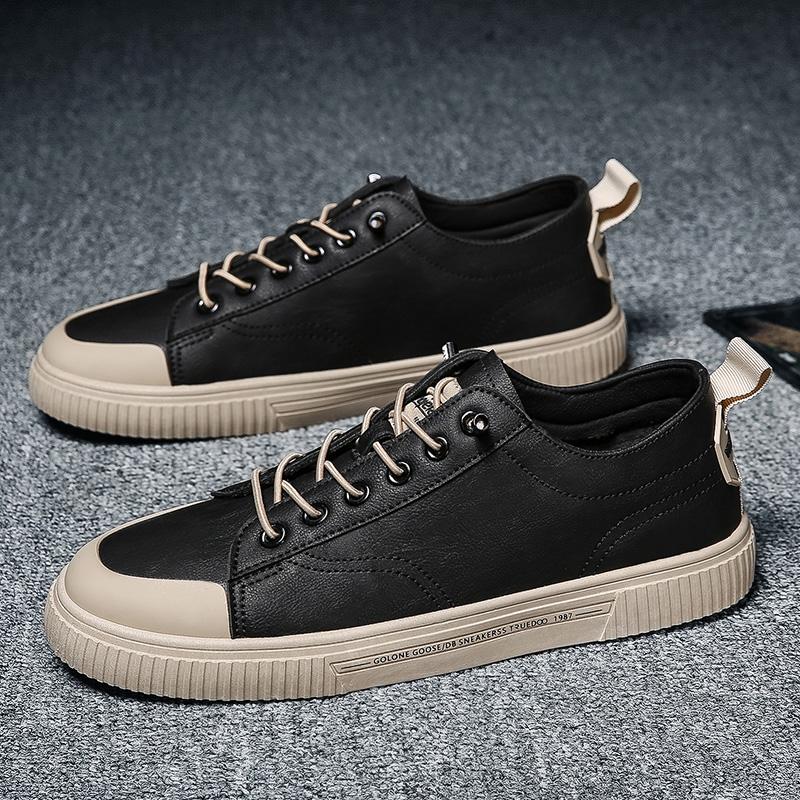 2021新款夏季男士小黑韩版潮流男鞋质量如何