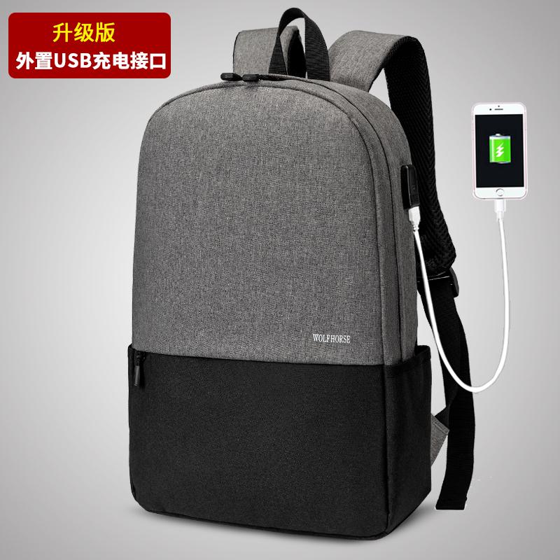 Мужские сумки / Мужские рюкзаки Артикул 597957926116
