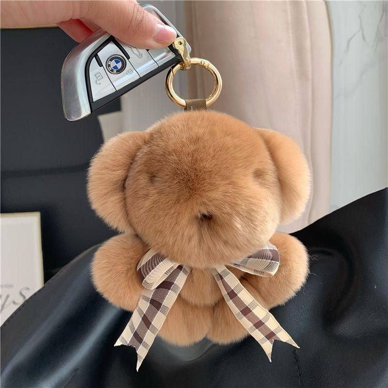 挂件公仔小众帆布包背包挂件玩偶腰包挂件搞怪创意系装饰包包