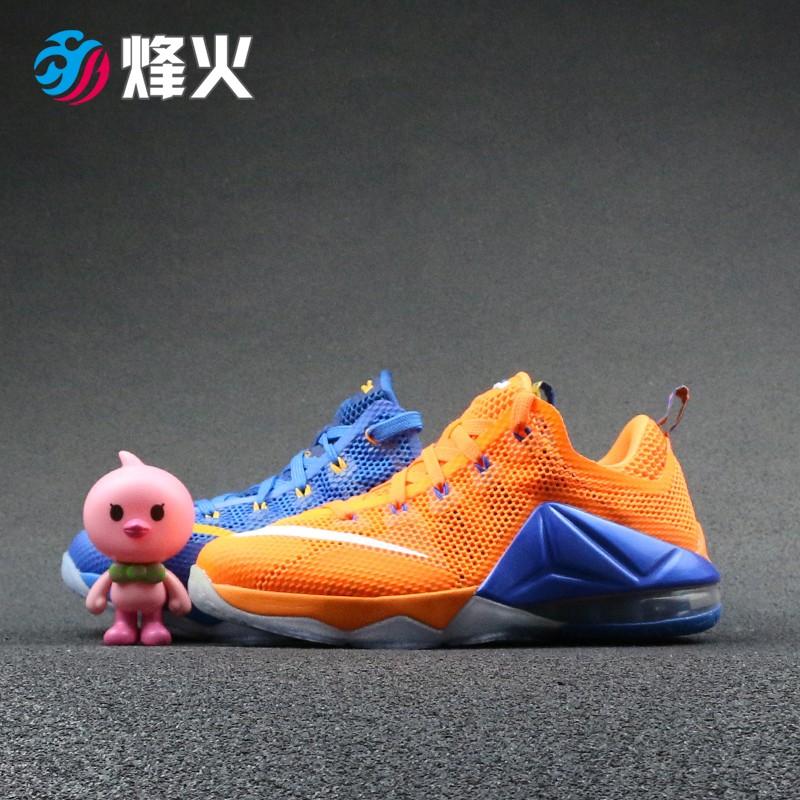 烽火 Nike Lebron XII Low 詹姆斯12  805893 744547-616 484 383