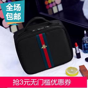 大容量化妆包女便携旅行收纳包袋