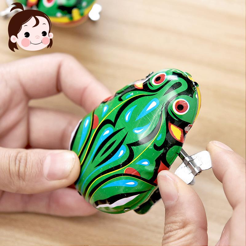 儿童礼物怀旧青蛙好玩的东西 小孩创意益智地摊货源新奇小玩具