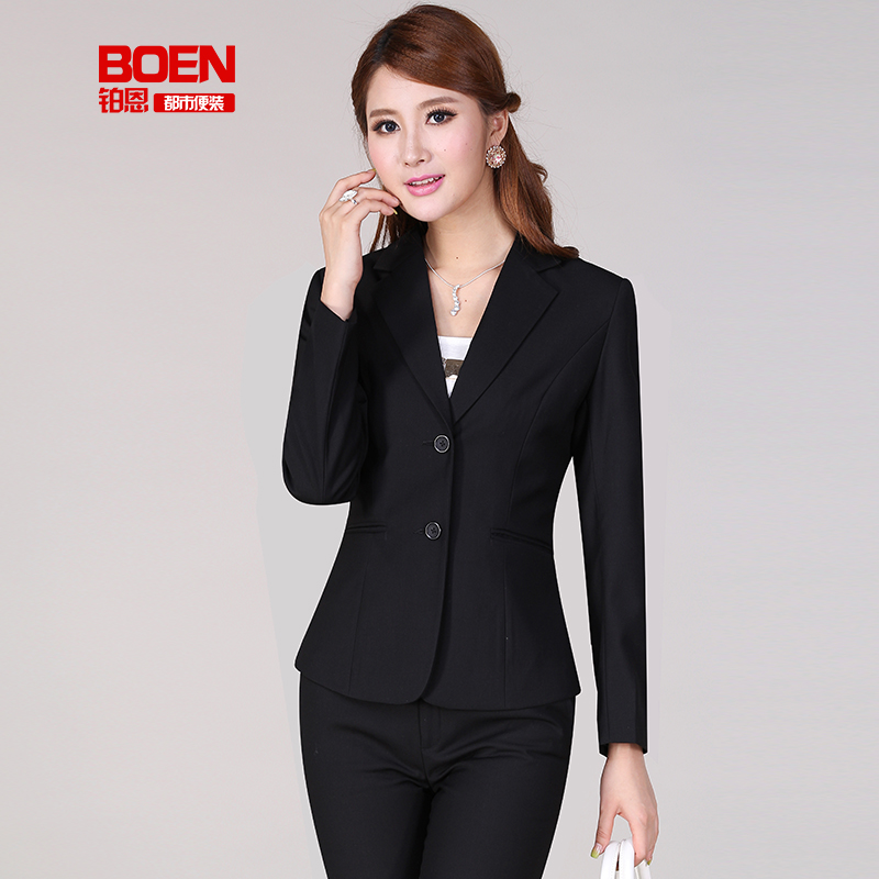 Spring wear Korean slim fit professional suit suit womens coat new manager interview Blazer formal work clothes