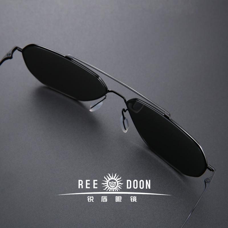 Sunglasses, sunglasses, driving glasses, retro fishing eyes, trendy drivers special pilot polarizing male sharp