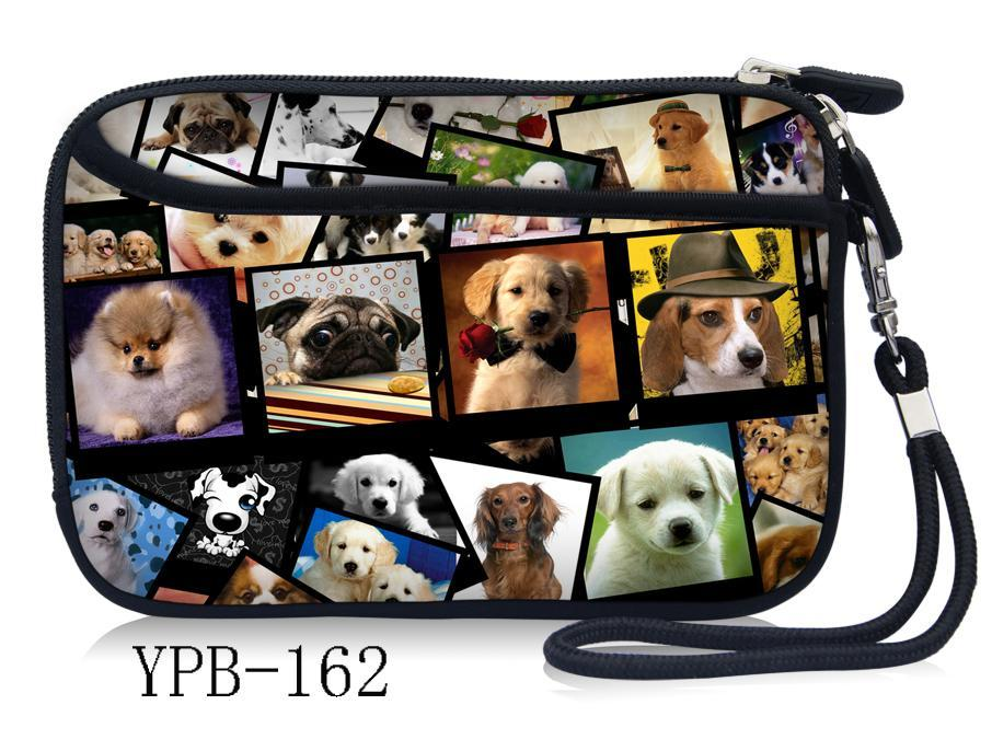 Dogs Hard Disk Drive Case Soft 2.5