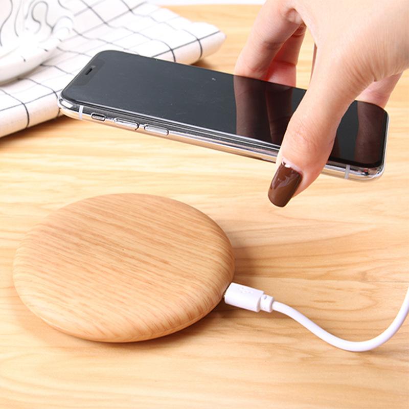 10-17新券iphoneX苹果11promax无线充电器通用手机无线快充充电器车载xsmax